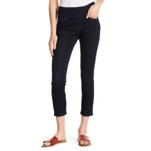 Jag Jeans Ashley high rise slim ankle jeans 8220